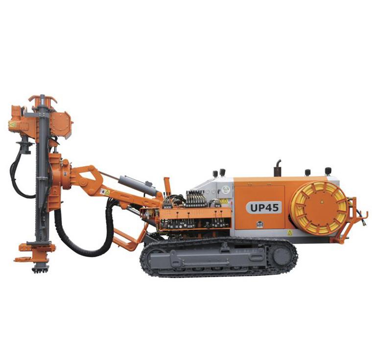 ZEGA UP45履带式潜孔采矿钻机