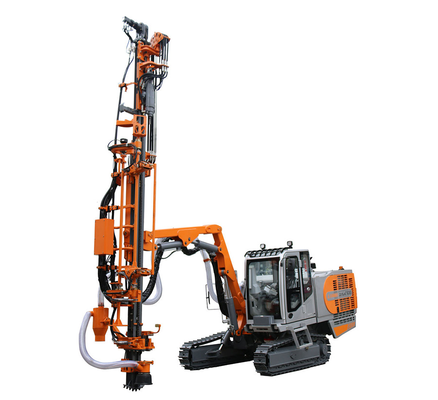 T635 Automatic Integrated Top Hammer Drill Rig