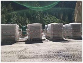 【前方捷报】亚博竞彩APP工艺节能机成葛洲坝集团唯一中标供应商_亚博竞彩APP